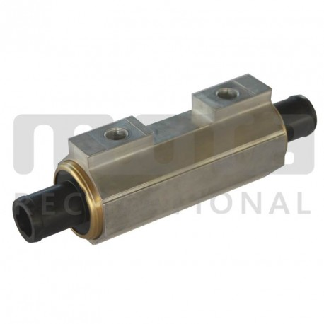 Gear Oil cooler, short version (engines up to 190 hp), Ø32mm hose