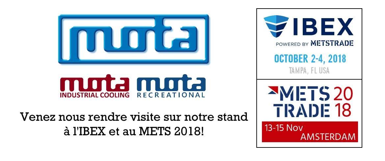 MOTA: IBEX & METSTRADE 2018