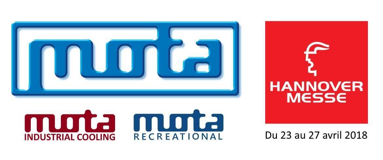 MOTA Hannover Messe 2018